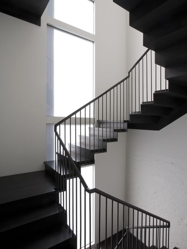 modern stairs Architecture Pinterest Architecture Carriage