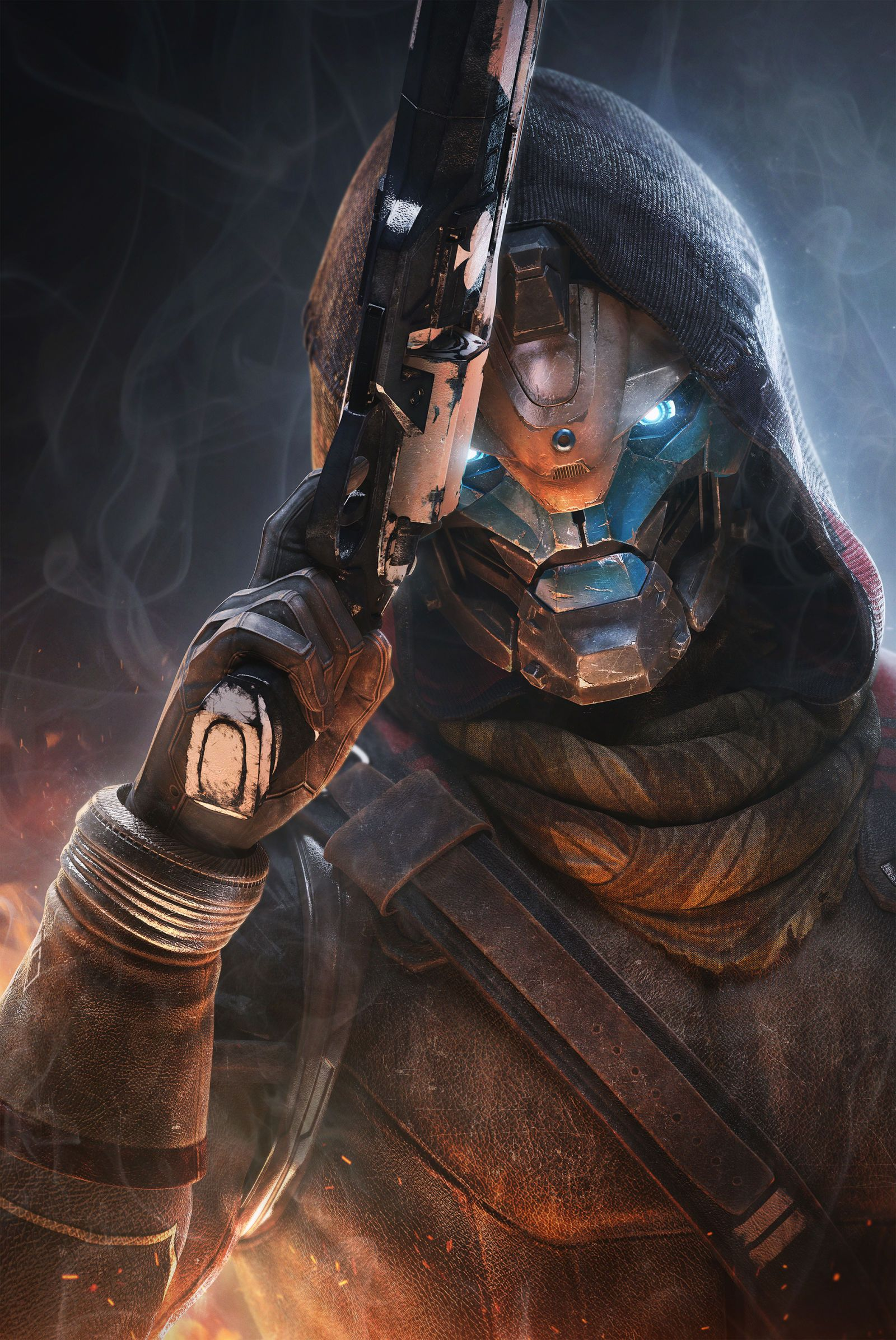 The Art Of Destiny 2 Forsaken Destiny Bungie Destiny Cayde 6 Cayde Destiny