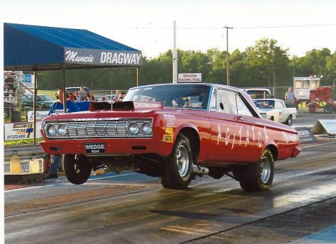 1964 Plymouth Nostalgia Super Stock For Sale In Brownsburg In Racingjunk Classifieds Drag Racing Cars Drag Racing Cars For Sale
