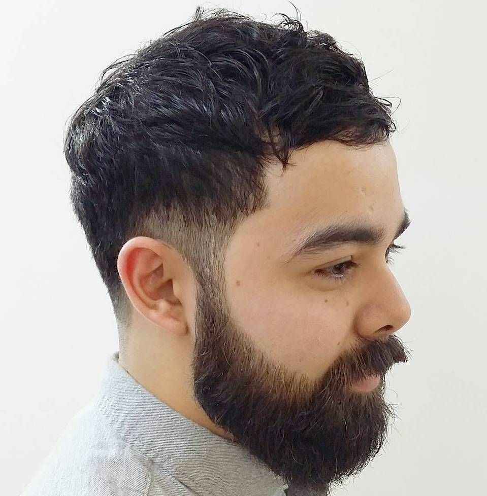 Men's haircut curly thick hair  hairstyles for thick hair menus  thick hair men thicker hair