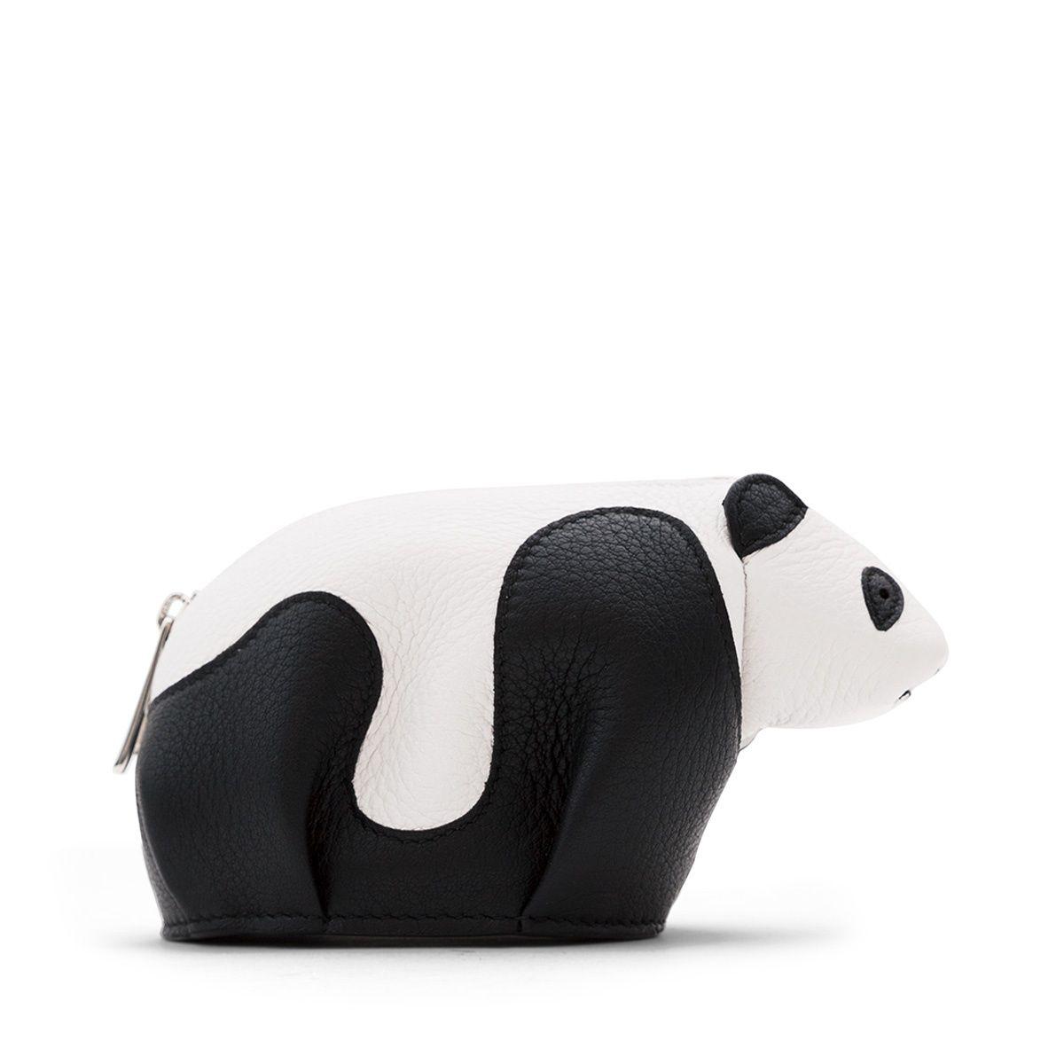 Loewe Animales - Monedero Panda Negro/blanco Conozca todos los ...
