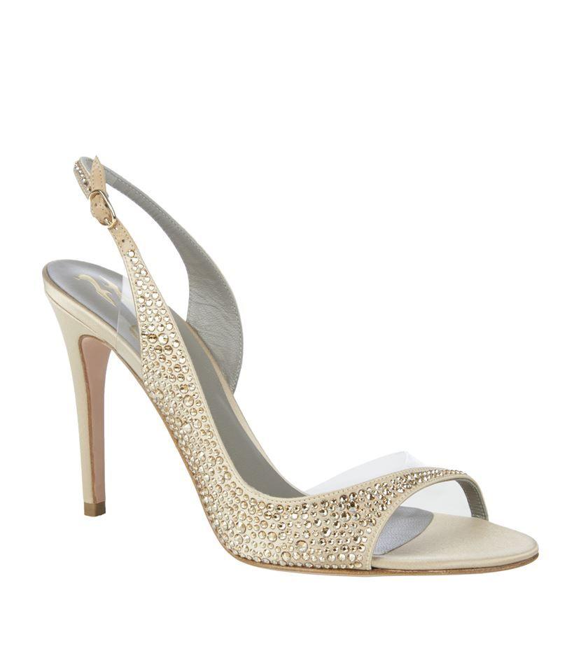 Gina Sandra Embellished Sandal | Harrods