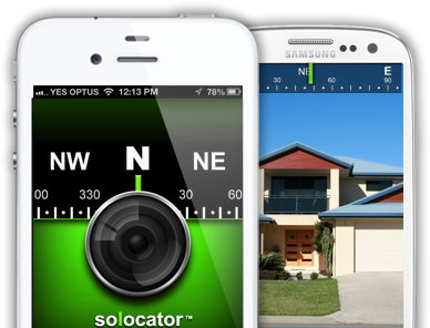 Developed for iOS & Android Solocator app (camera