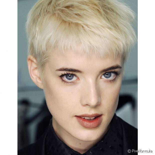 Corte pixie fica melhor com franja curta ou longa? Hair style