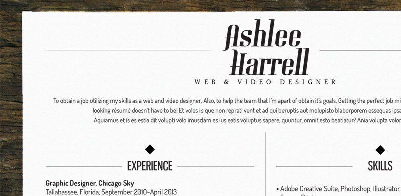 indesign resume template - Google Search UI  Graphics Pinterest - google resume format