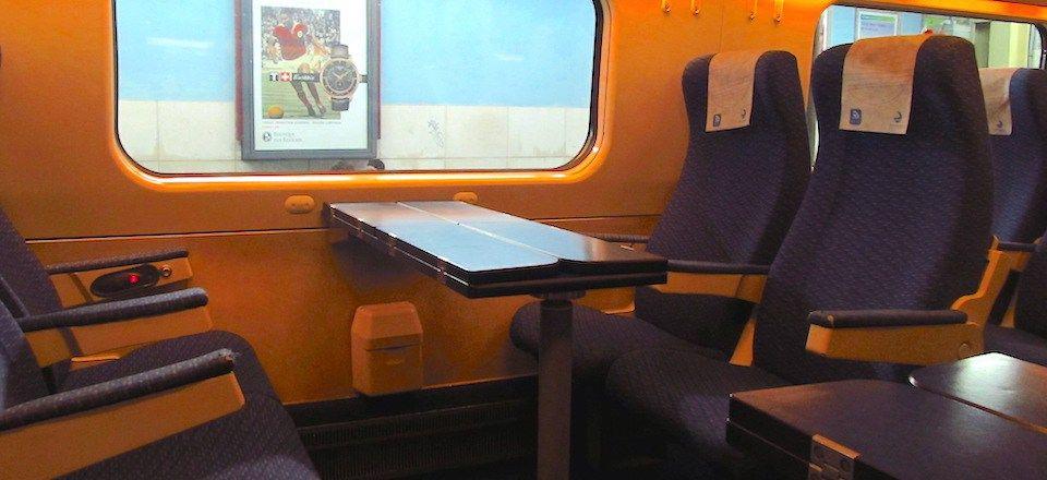 Como viajar de trem em Portugal