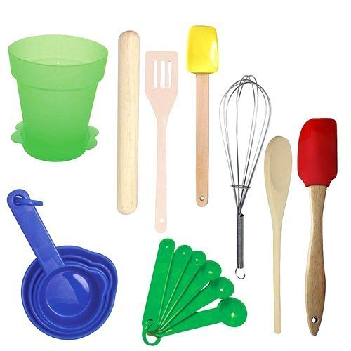 Kids-New-Kitchen-Utensil-Play-Set-With-Cups-Spoons-Pastry-Scraper-Spatula-Pots