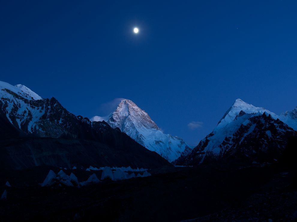 K2 Picture – Mountain Wallpaper – National Geographic Photo of the Day