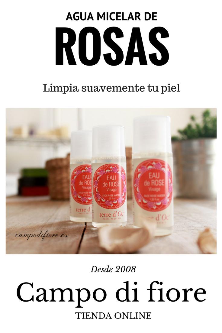 El agua micelar te ayuda a limpiar tu piel con suavidad, sin usar jabones. Además tonifica e hidrata la piel. ¿Qué más pedir? #cosmetica #cosmetics #rosas #terredoc #tonico #belleza #beauty #travelsize #cosmetics #ecologic #bio #ecocert