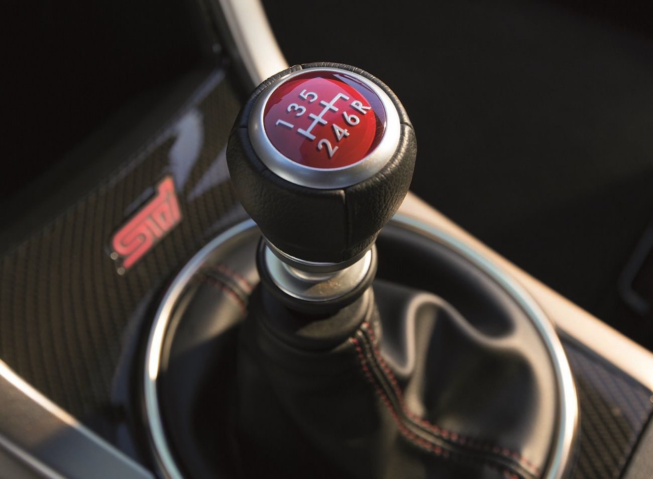 STi OEM 6-Speed Shift Knob (2015 edition) | Sc00by | Subaru