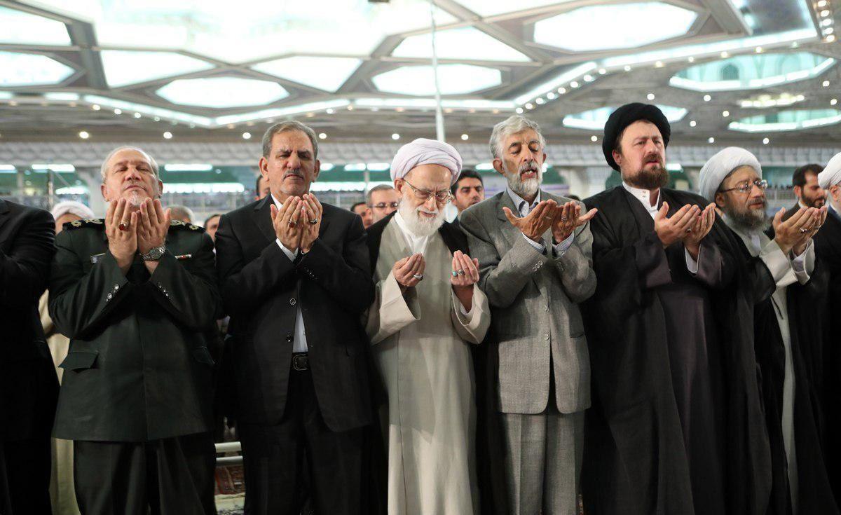 نماز عید فطر در شهرهای مختلف ایران برگزار می شود ، و در ۷۰ مسجد ابرکوه، و در مصلای خلخال، و مساجد شهر آستارا برگزار میشود>