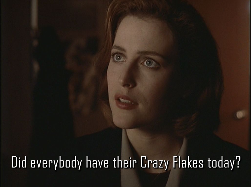 Quotes X Files Xfiles Memes And Gifs  Clean Meme Central  Pinterest  Filing