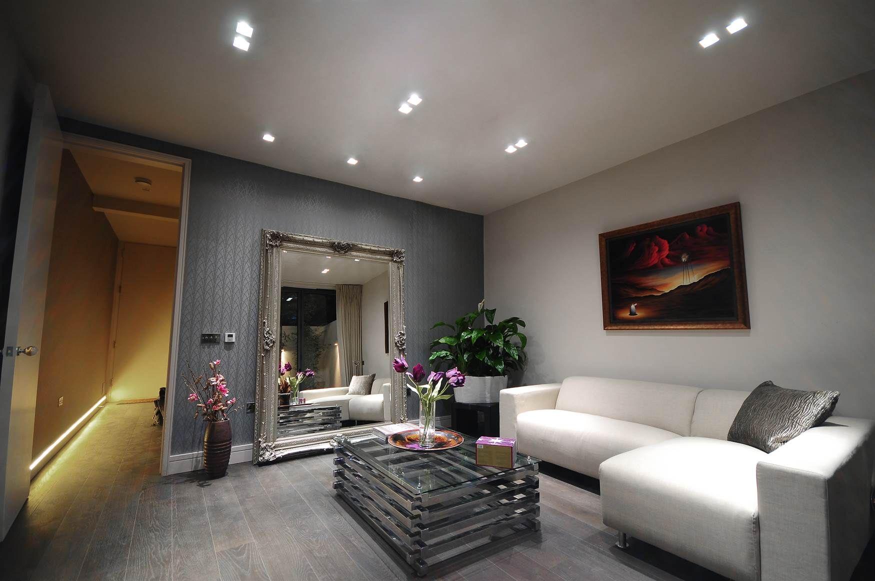 Living Room Lighting Design Mr Resistorshadow Gap With Led Tape Entrancing Living Room Lighting Decorating Inspiration