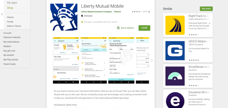 Liberty Mutual Auto Quote Idea In 2020 Liberty Mutual Insurance
