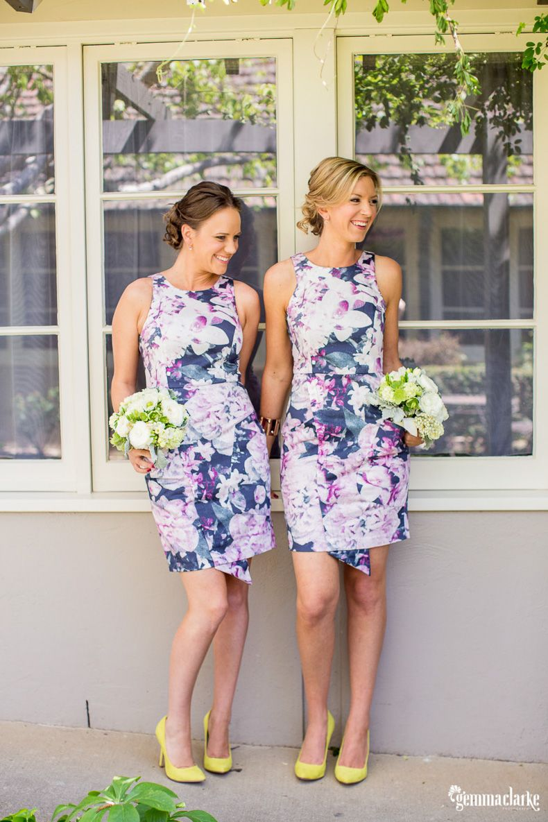 Ashley and hallys wedding in the southern highlands floral ashley and hallys wedding in the southern highlands patterned bridesmaid dressesprinted bridesmaid dressesfloral ombrellifo Image collections