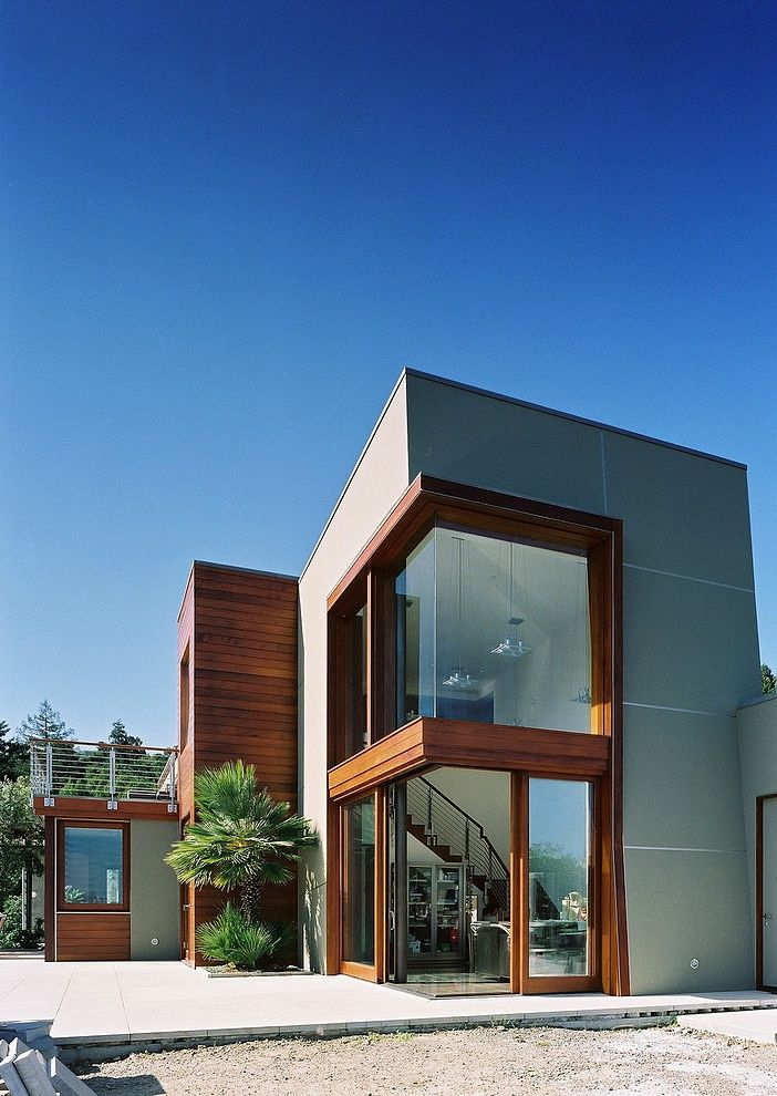 Monte Serino Residence by Modern House Architects   House Designs ...