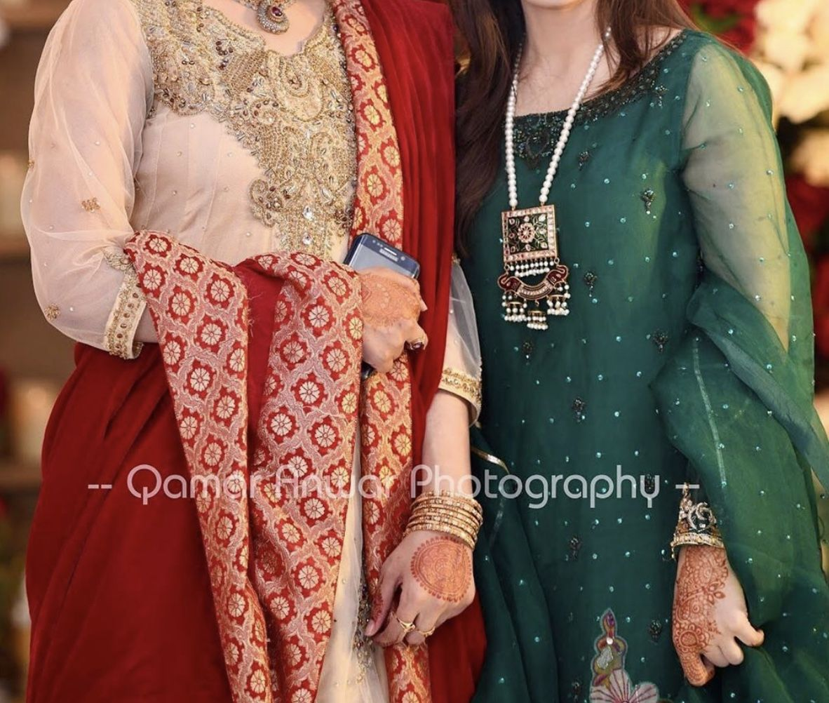 At A Baraat Simple Dresses Long Sleeve Blouse Dress Suits