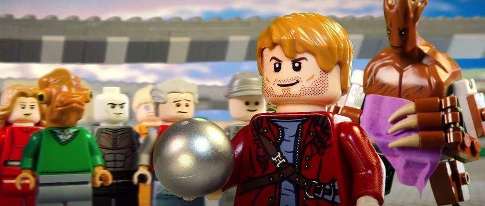 Guardians of the Galaxy in Lego TrailerComputer Graphics & Digital Art Community for Artist: Job, Tutorial, Art, Concept Art, Portfolio