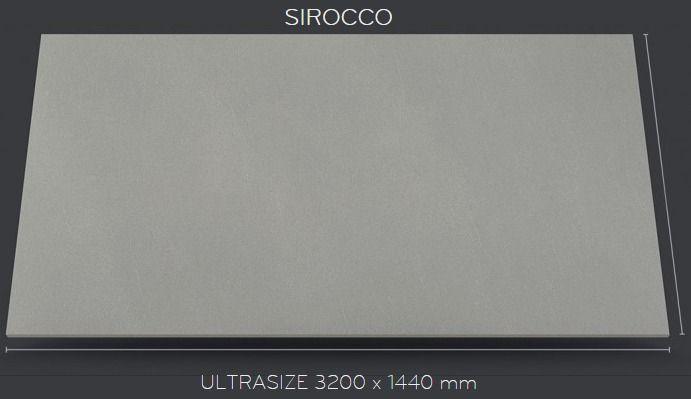 Colores Dekton - Sirocco