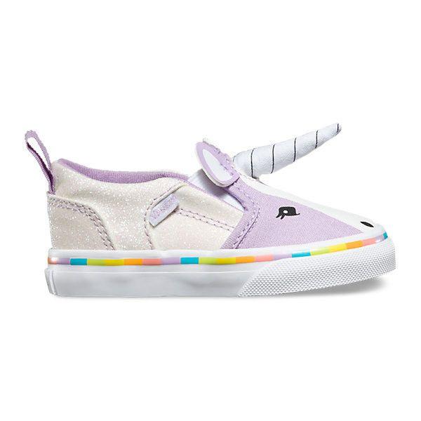 zapatos niña vans