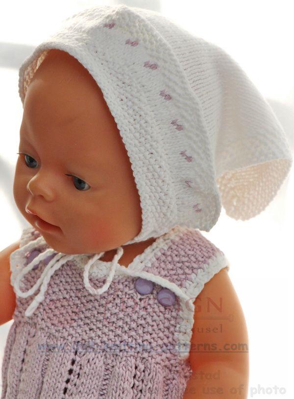 Tricoter des vêtements pour poupée | poupees | Pinterest