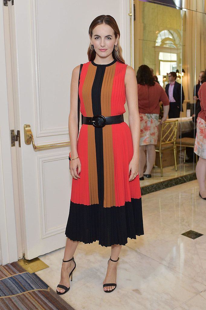 This Italian It Girl Is Your New Style Muse: 21 Outfits That Will Convince You To Make Camilla Belle