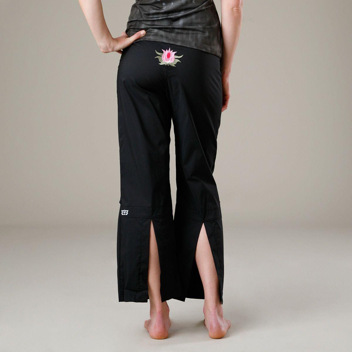 Lotus Agility Pant Back Slits Vickerey Style Pinterest