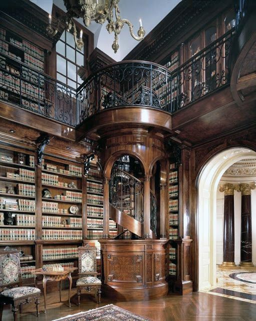 90 Home Library Ideen für Männer – Private Reading Room Designs - Mann Stil | Tattoo #libraryideas