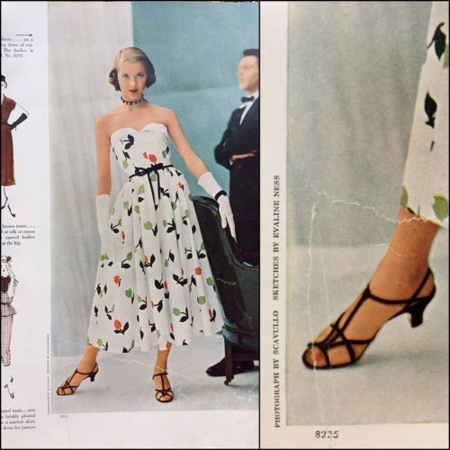 Vtg Large Mccalls Complete Catalogue Sewing Patterns Counter May1951 ...