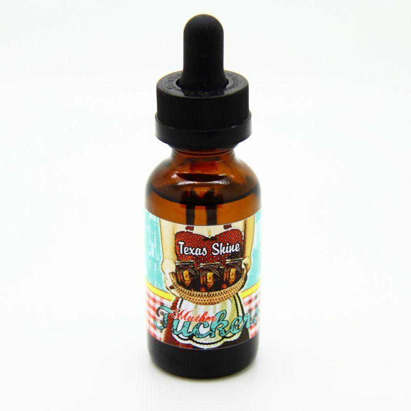 Texas Shine E-Juice // Juicy apples & warm, spicy cinnamon