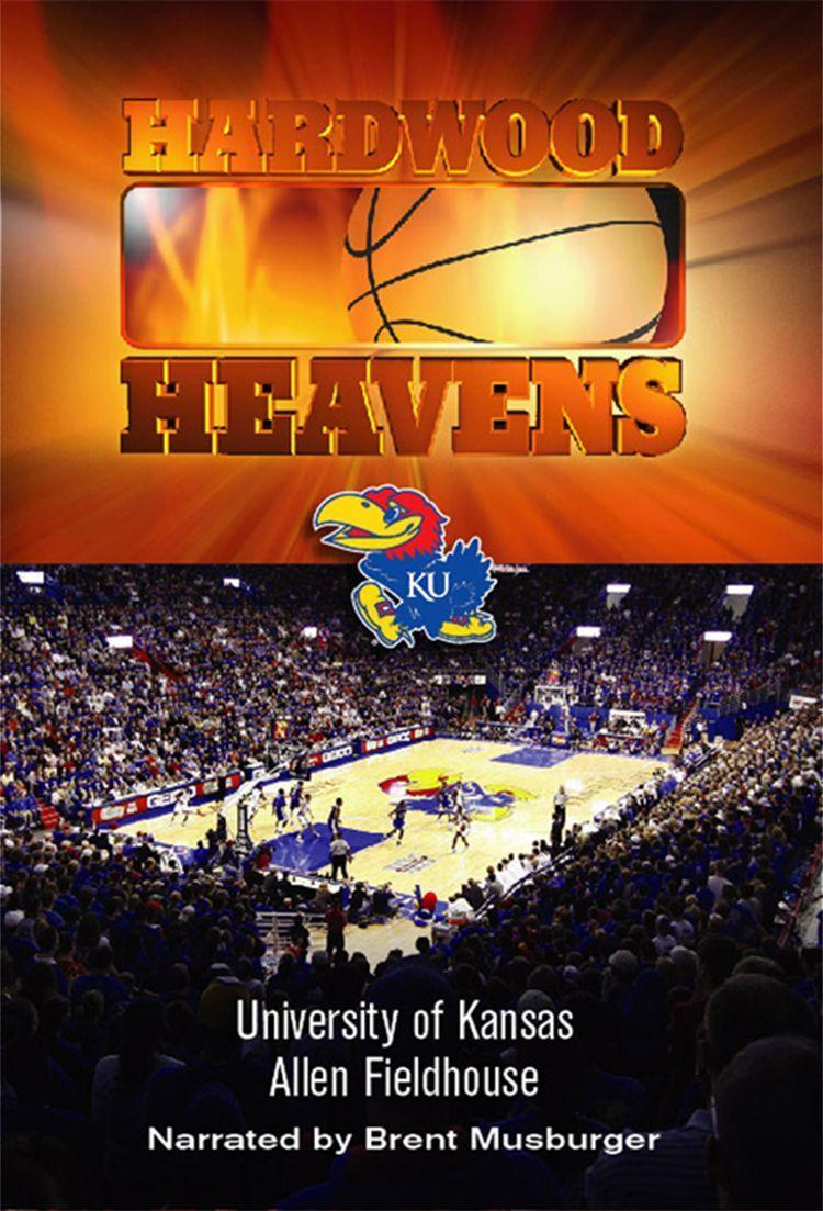 Hardwood Heavens University Of Kansas Allen Fieldhouse Dvd University Of Louisville Carrier Dome Louisville Cardinals
