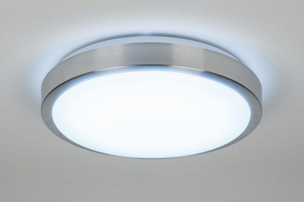 Artikel mooie plafondlamp voorzien van led uitgevoerd in