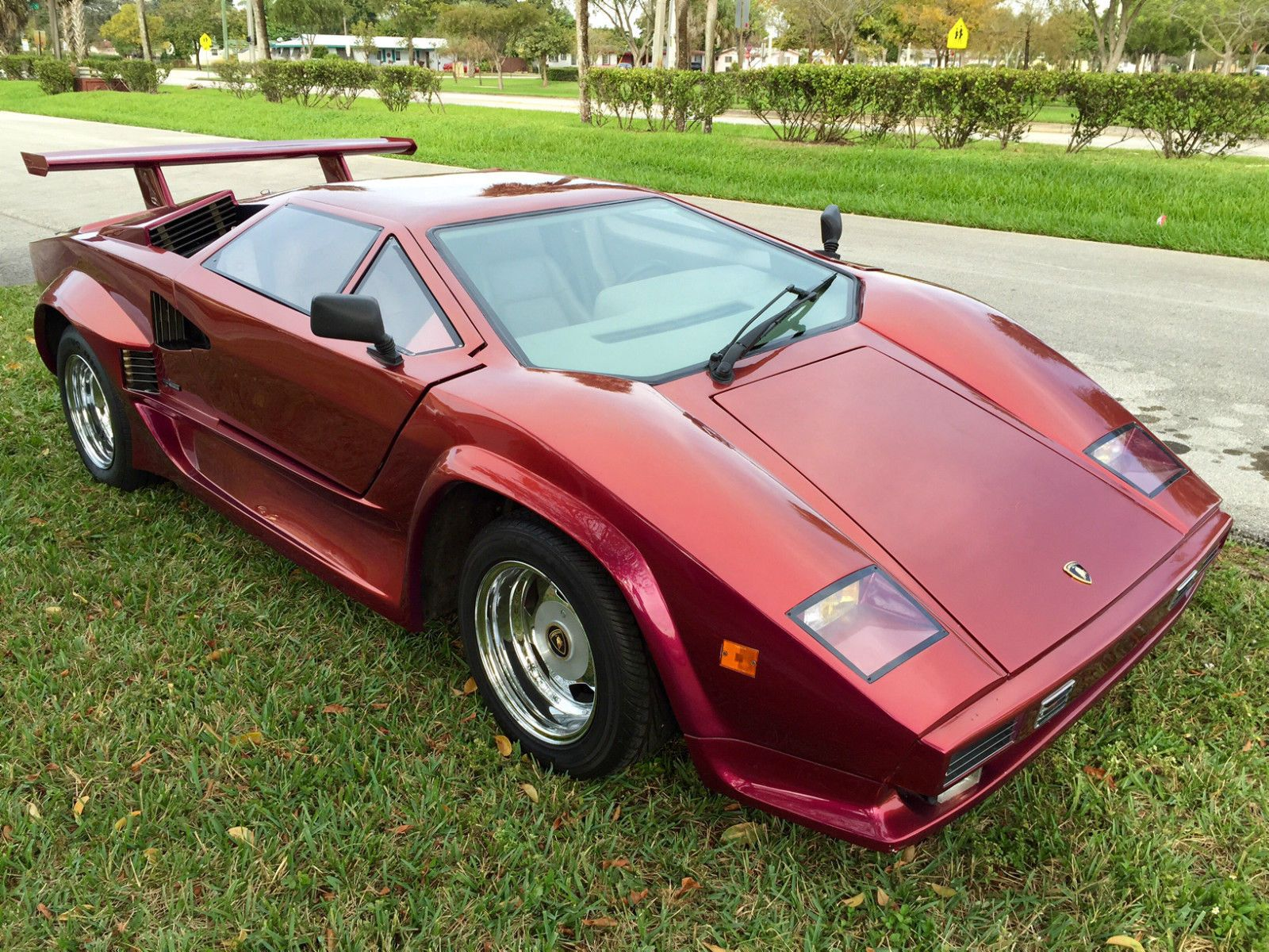 b0a84a20fe0dc512a21aec7481dfab9f Astounding Lamborghini Countach Built In Basement Cars Trend
