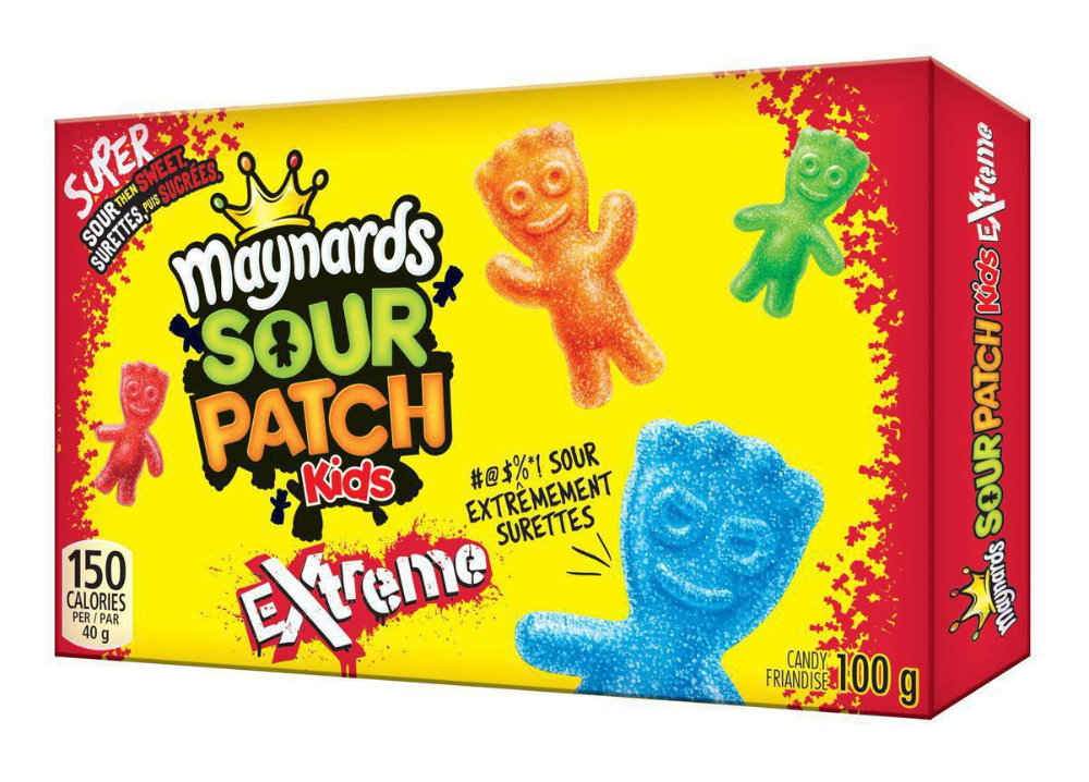 Maynard Extreme 100g Google Search Sour Patch Kids Sour Patch Extreme Candy