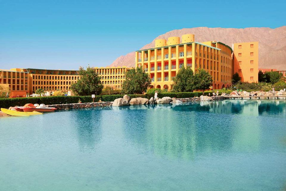 MOST GLORIOUS AND REMARKABLE HOTELS IN EGYPT    InterContinental Taba Heights    ------------------------------------------------------------------    Online Travel Agencies, Egypt Tours Packages, Egypt Cairo Holidays Blue sky travel Egypt.