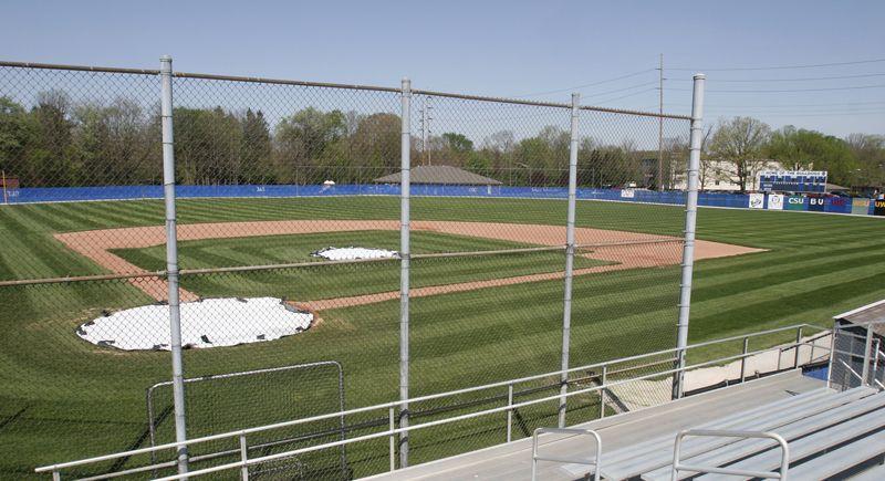 Bulldog Park Baseball Field Butler University Baseball Camp