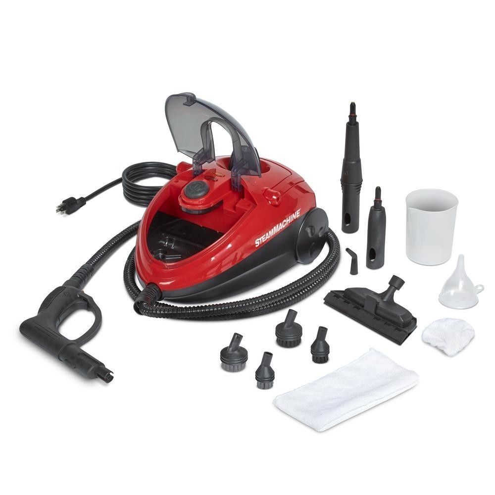Car Detailing Steam Cleaner Machine Vehicle Auto Portable Compact