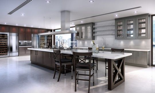 CLIVE CHRISTIAN OF NOTTINGHAM: NEW TO CLIVE CHRISTIAN CONTEMPORARY KITCHEN
