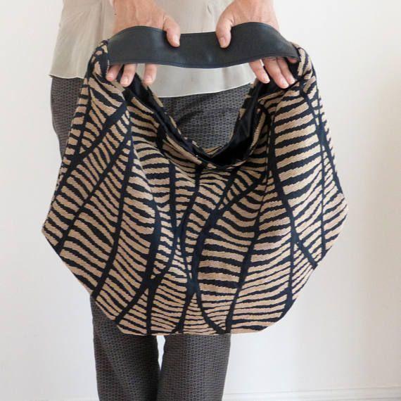Lightweight handbag Italian handmade. Women one-of-a-kind handbags top  selling item on Etsy  vquadroitaly  hobo  bags 0c1260d510a8a