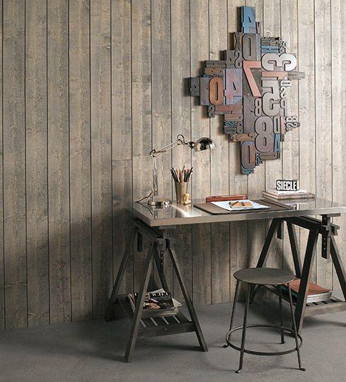 lambris pvc lambris bois les plus beaux lambris parement bois pinterest lambris d co. Black Bedroom Furniture Sets. Home Design Ideas