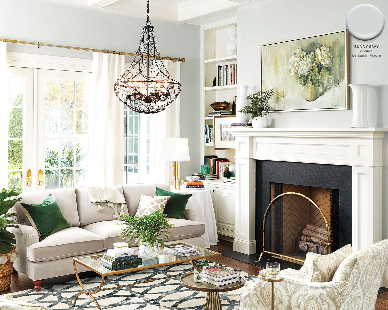Ballard Designs Spring 2018 Paint Colors | Family room ...