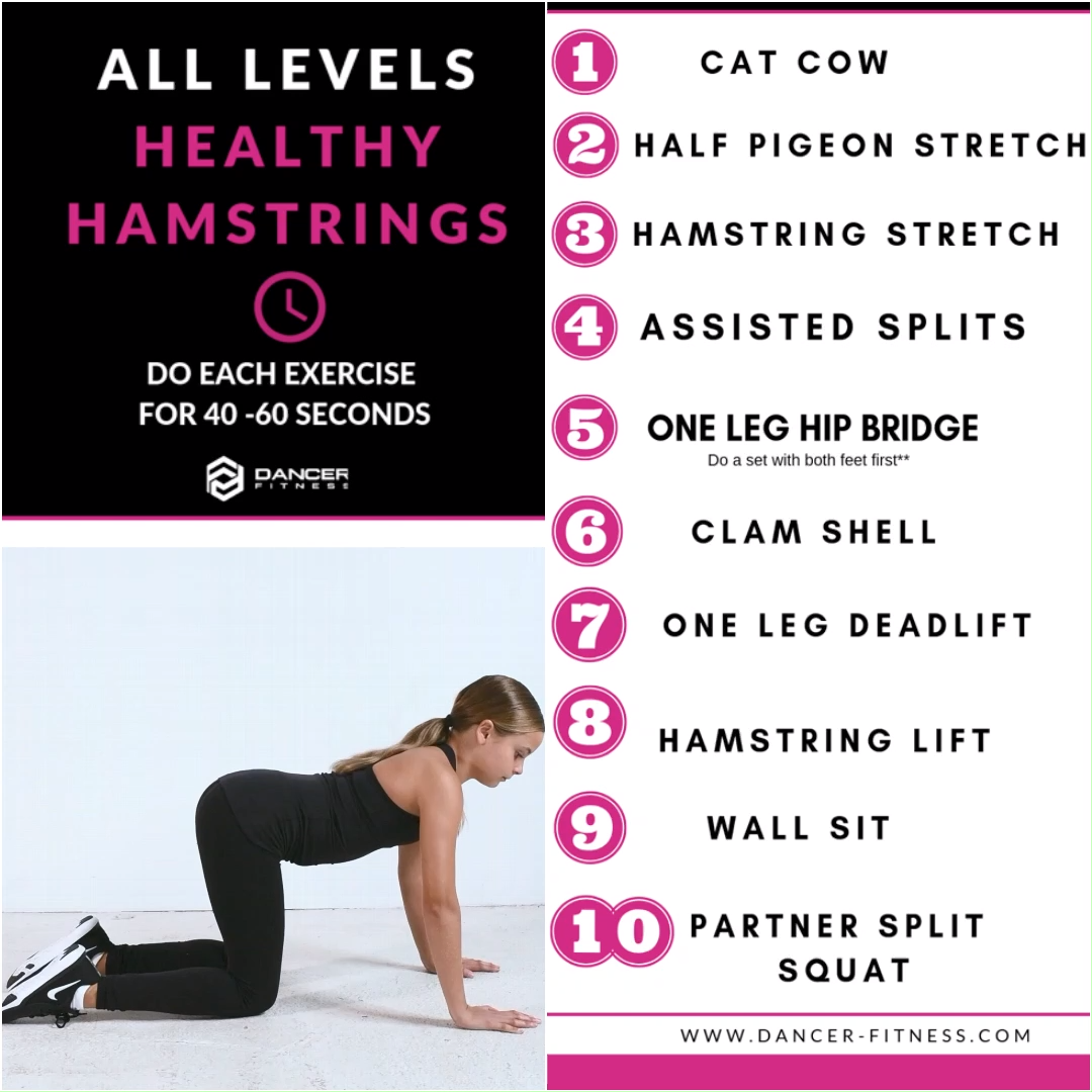 All Levels Healthy Hamstrings