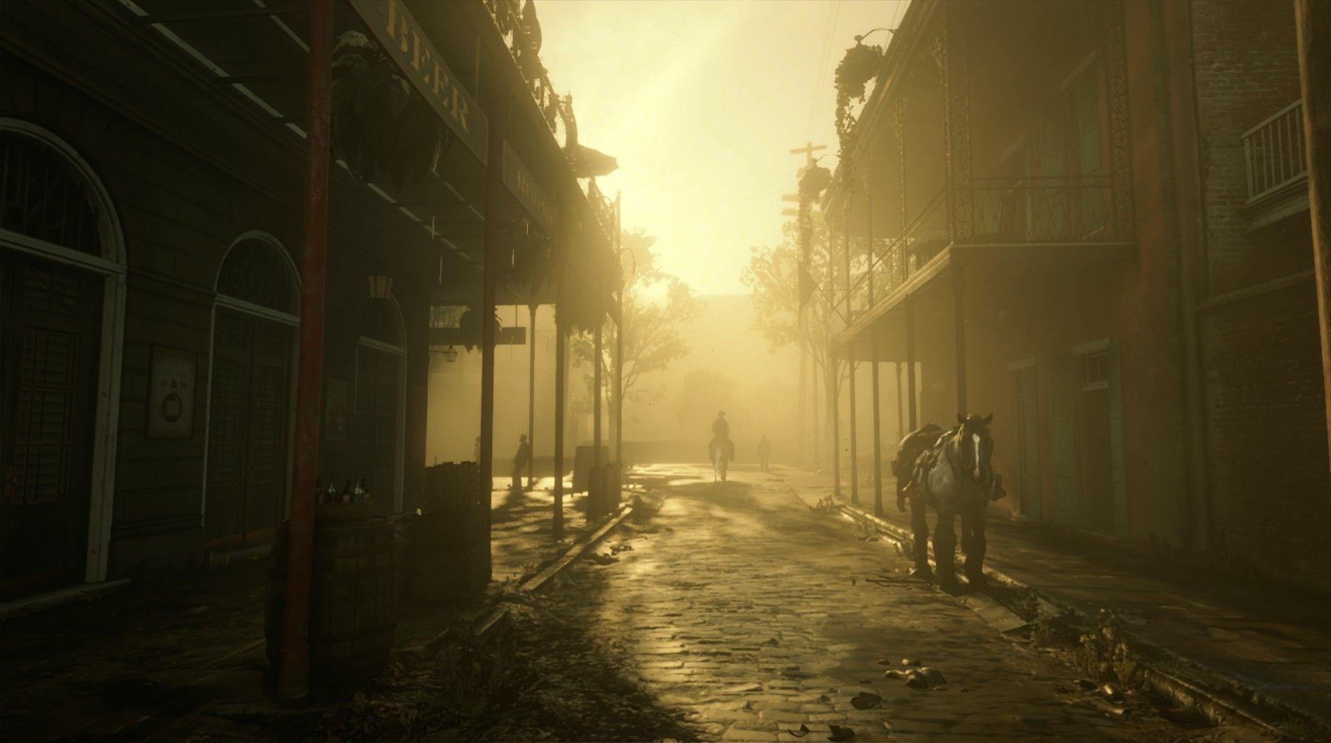 Red Dead Redemption 2 Xbox One Einrib13 Saint Denis Bayou Nwa Lemoyne Red Dead Redemption Saint Denis Red Dead Redemption Ii