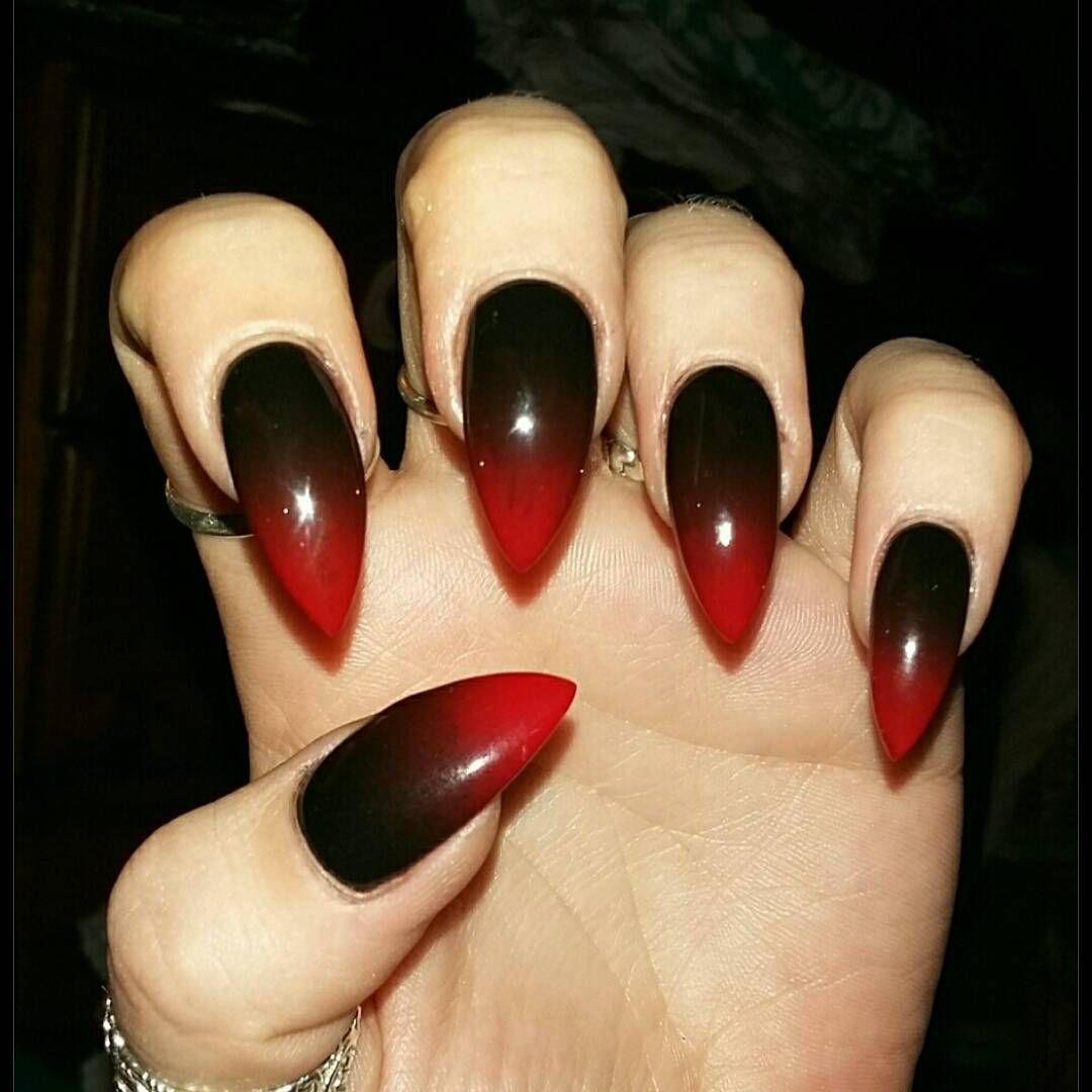Image result for short stiletto nails   Nails   Pinterest   Short ...