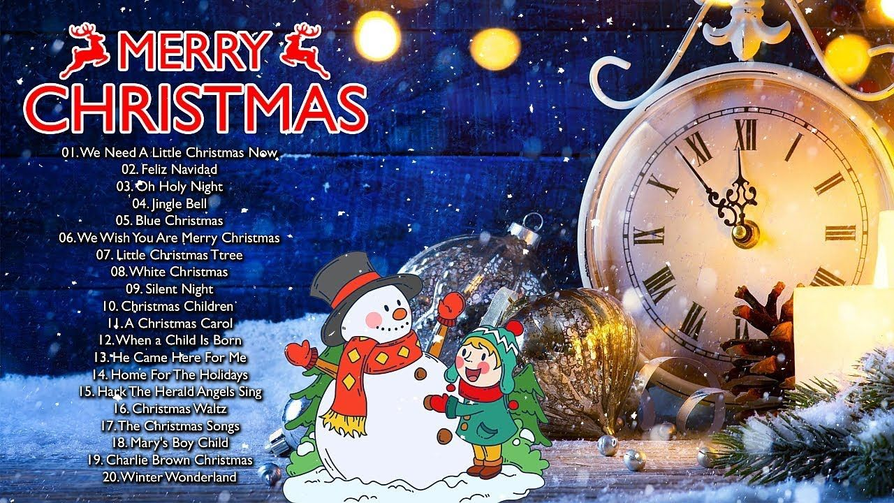 Christmas Playlist 2020 Christmas Music 2020   Top Christmas Songs Playlist 2020   Best