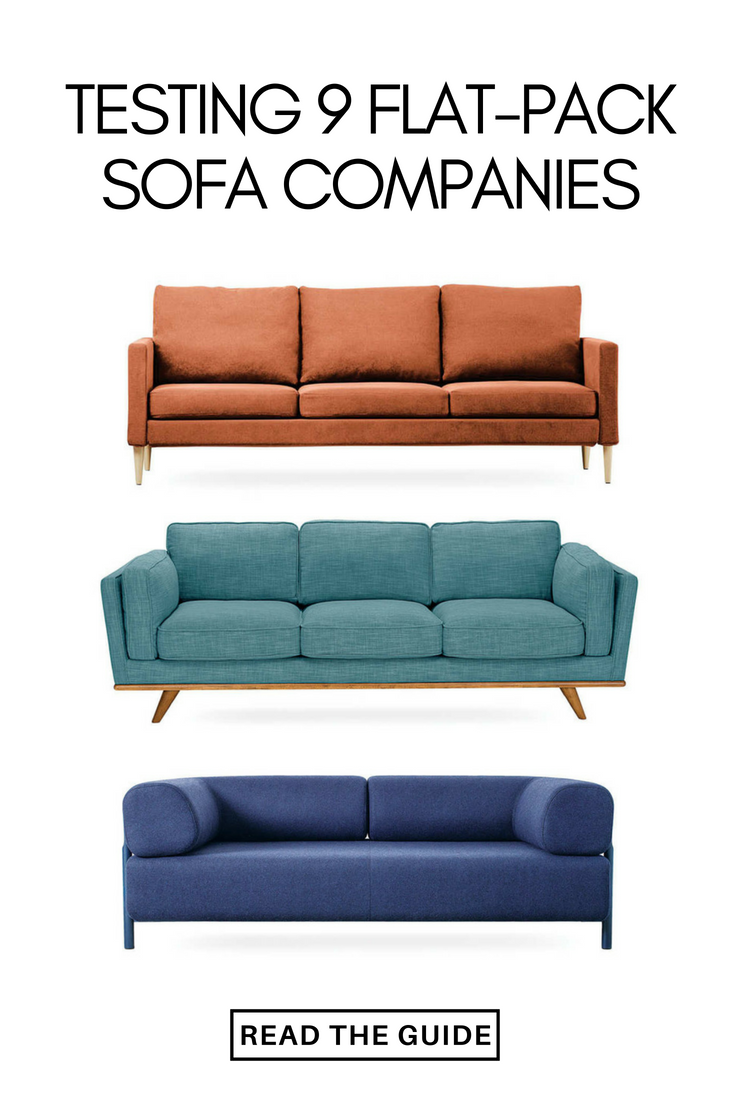 We Tested Ten Sofas In A Box Hay Design Interior Define Sofa