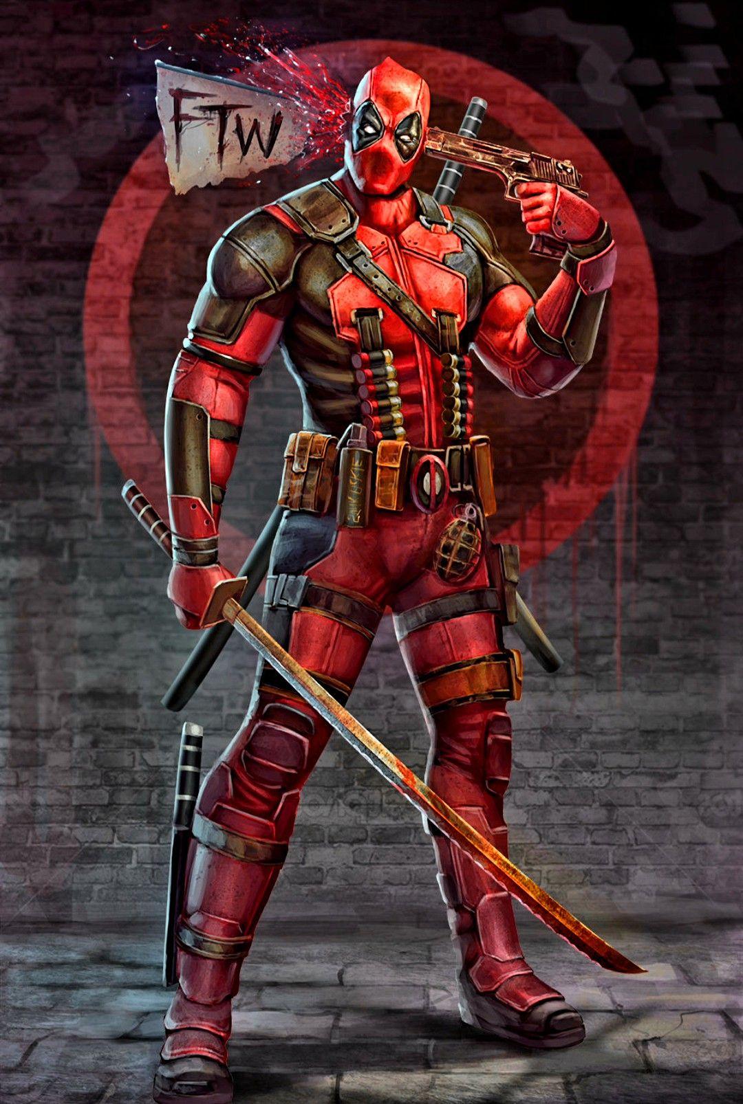 Deadpool Deadpool Art Superhero Marvel Deadpool