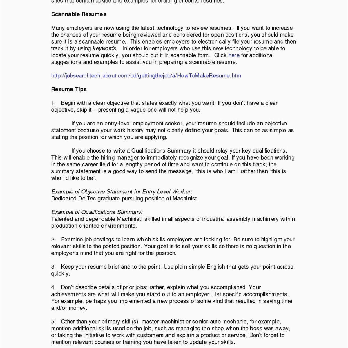 Graduate School Application Resume New Resume Objective