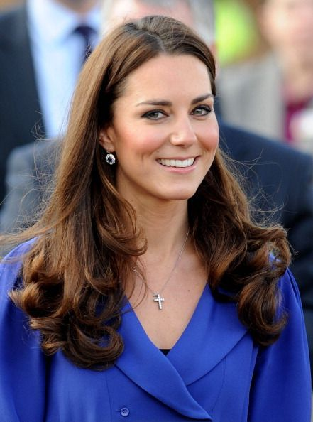 The Duchess of Cambridge is not only one of the most recognisable women in the world, but she also has one of the most-wanted barnets in Britain.  Well, today is our lucky day ladies as Kate's personal hair dresser Richard Ward has spilled her hair care secrets.  While we all can't afford Kate's signature
