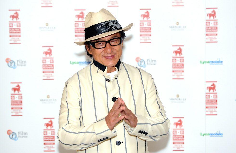 attore di Hong Kong: JackieChan